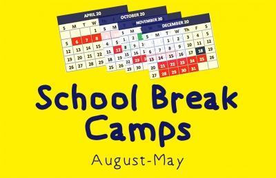 Fall, Winter & Spring Break Camps