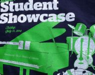 Showcase Tshirts